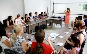 Vinte e cinco servidores de várias secretarias participaram da capacitação oferecida pela Assistência Social