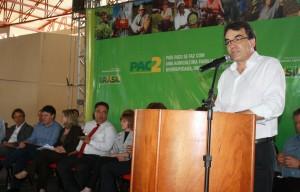 """Prefeito Cantelmo Neto atribui escolha de Beltrão por ser uma """"cidade acolhedora"""""""