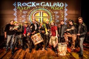 A banda Gaúcha Rock de Galpão se apresenta dia 23, com entrada grátis; Guilherme Arantes, Sonata e Orquestra da UTFPR também estão na agenda de junho