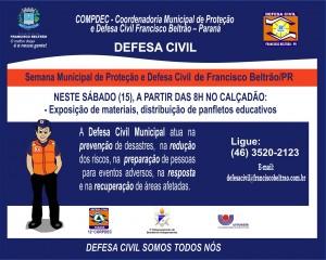 banner defesa civil
