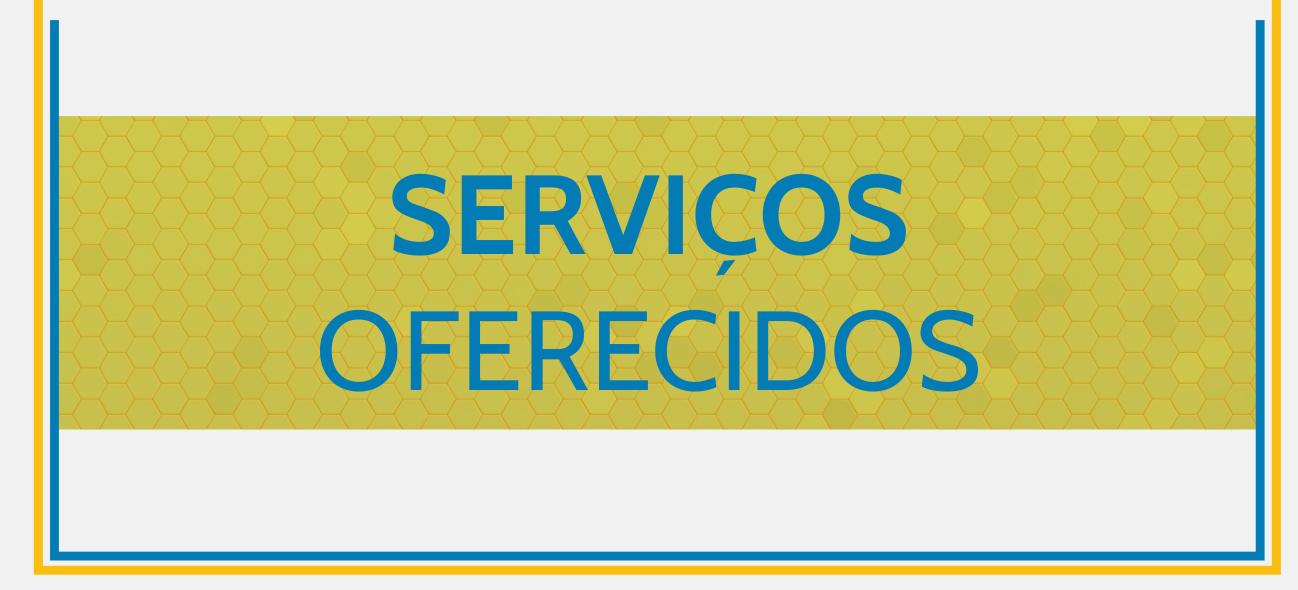 SALA DO EMPREENDEDOR | SERVIÇOS OFERECIDOS