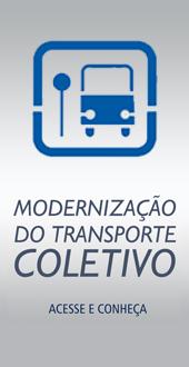 Modernização Transporte Coletivo