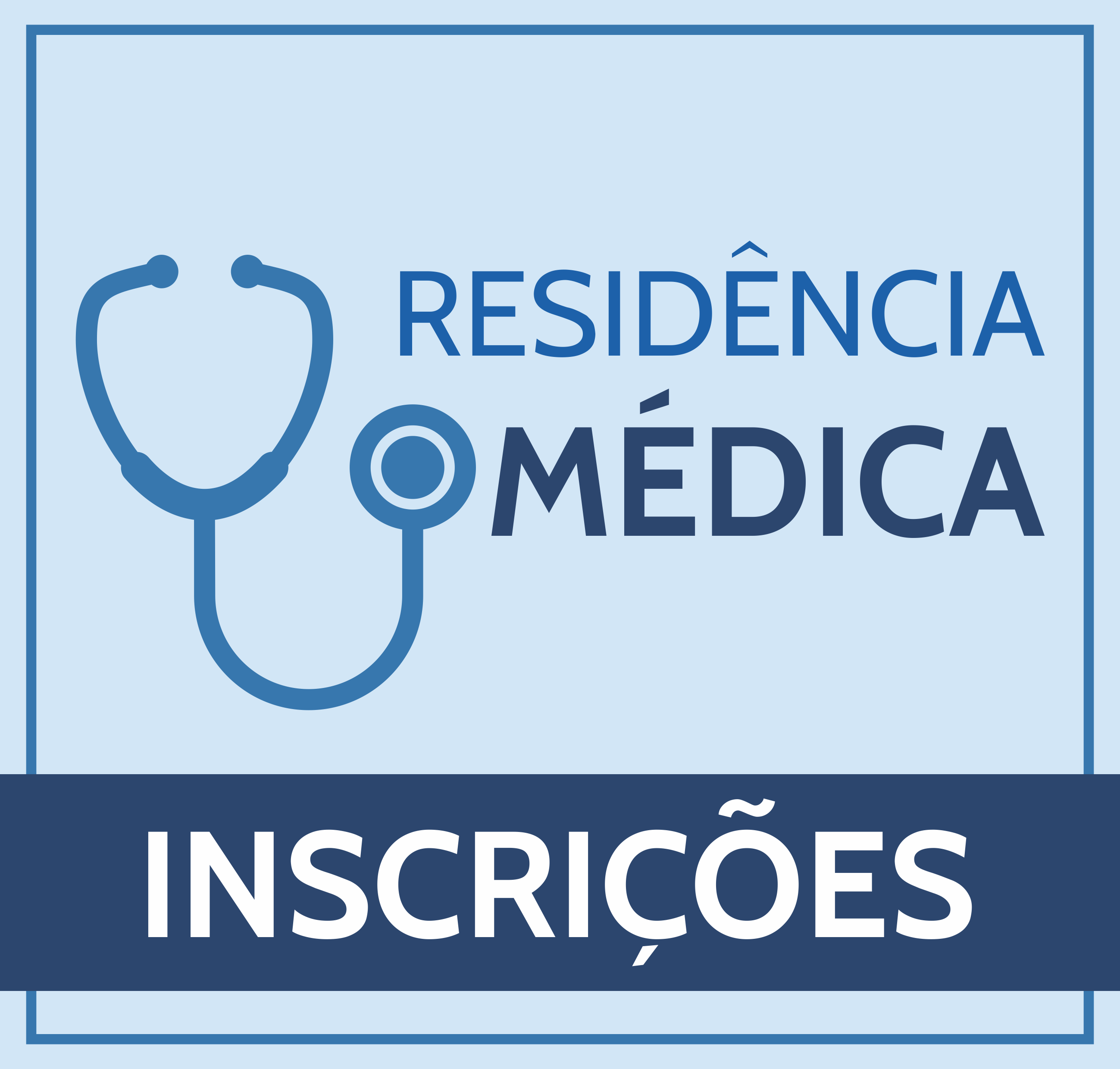 RESIDÊNCIA MÉDICA INSCRIÇÕES