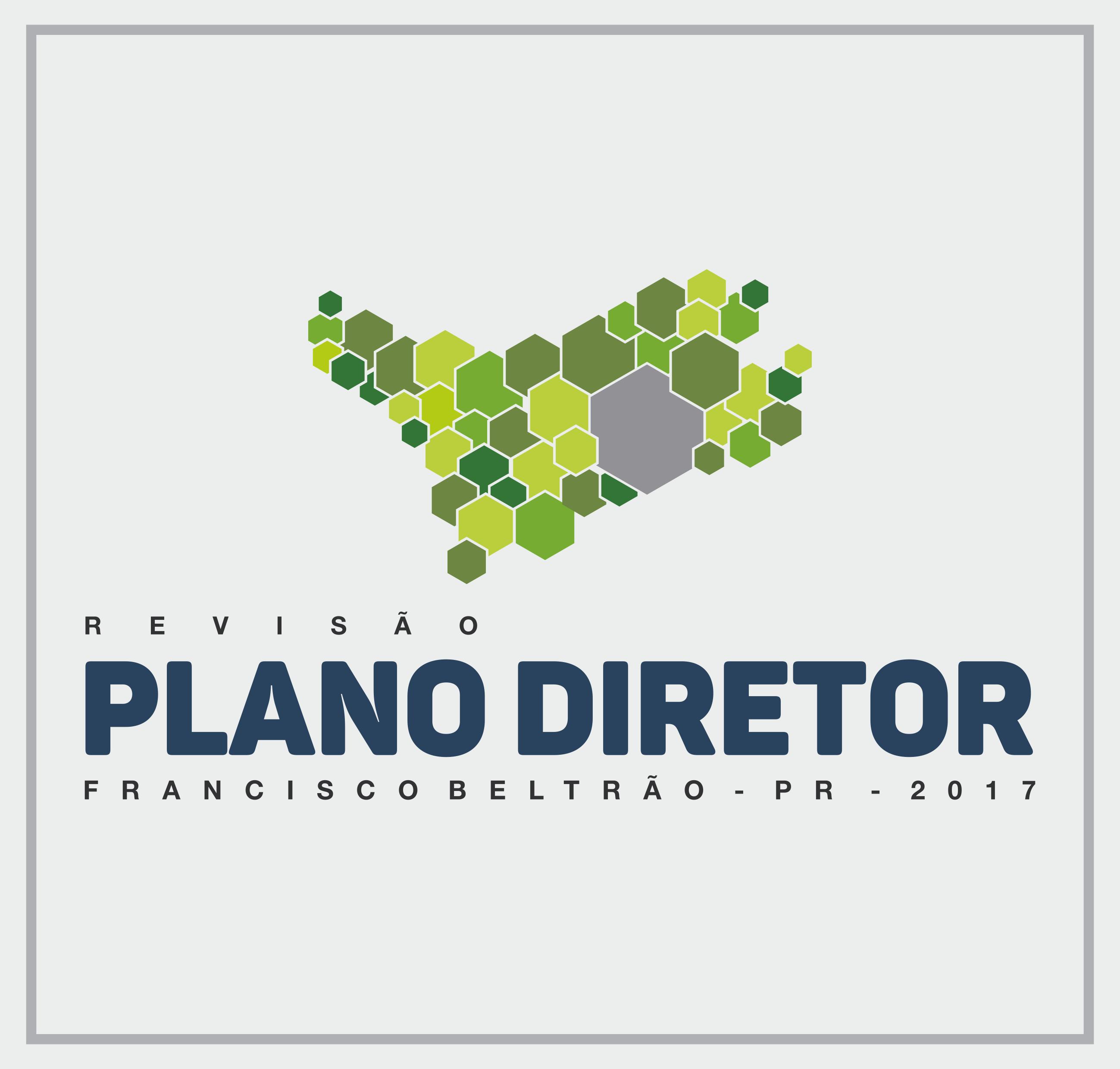 REVISÃO DO PLANO DIRETOR 2017