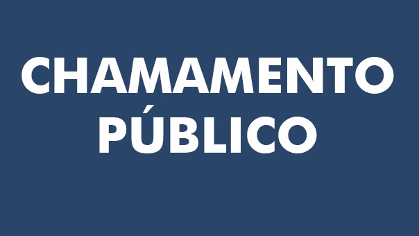 Chamamento Público