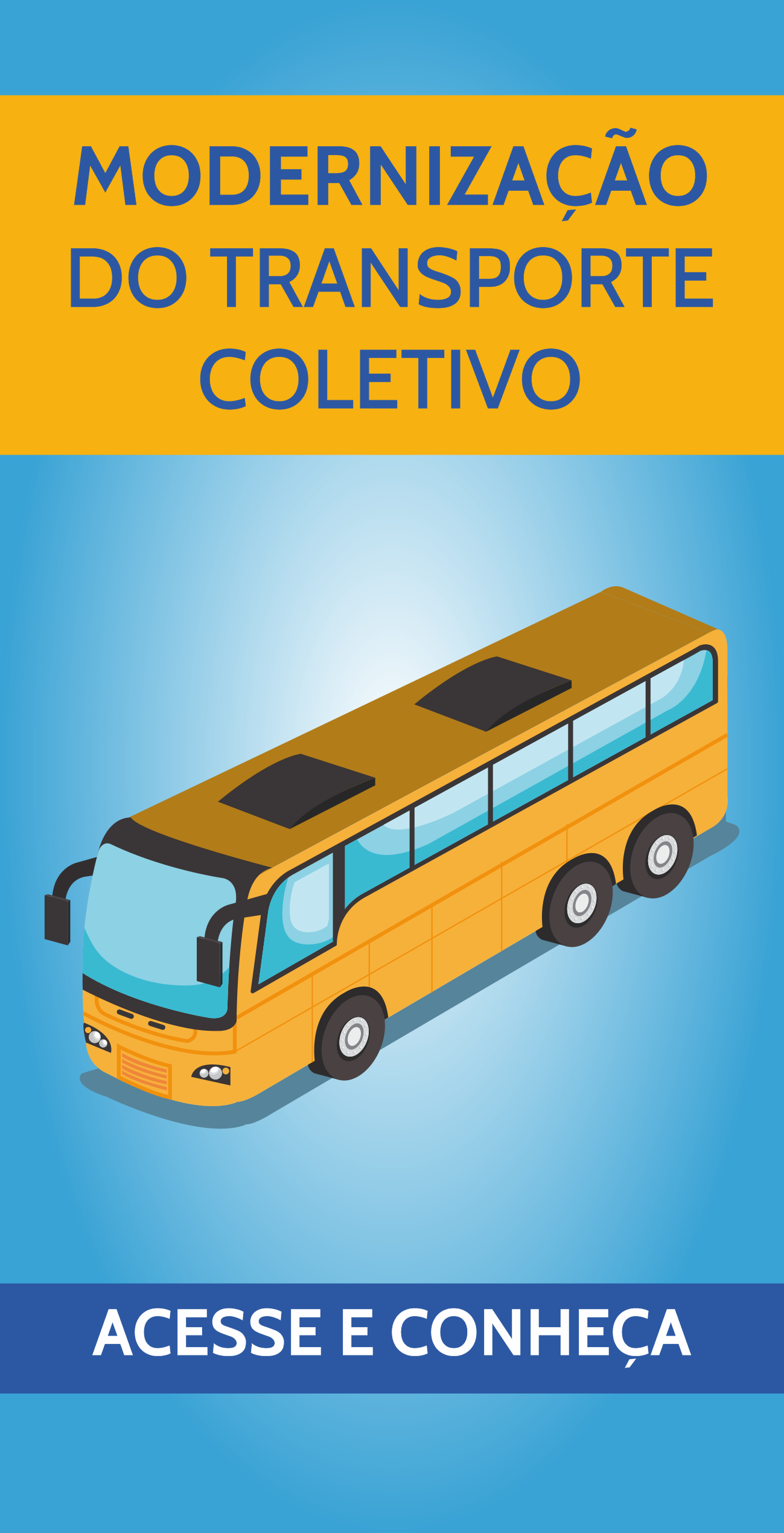 Modernização Transporte Coletivo