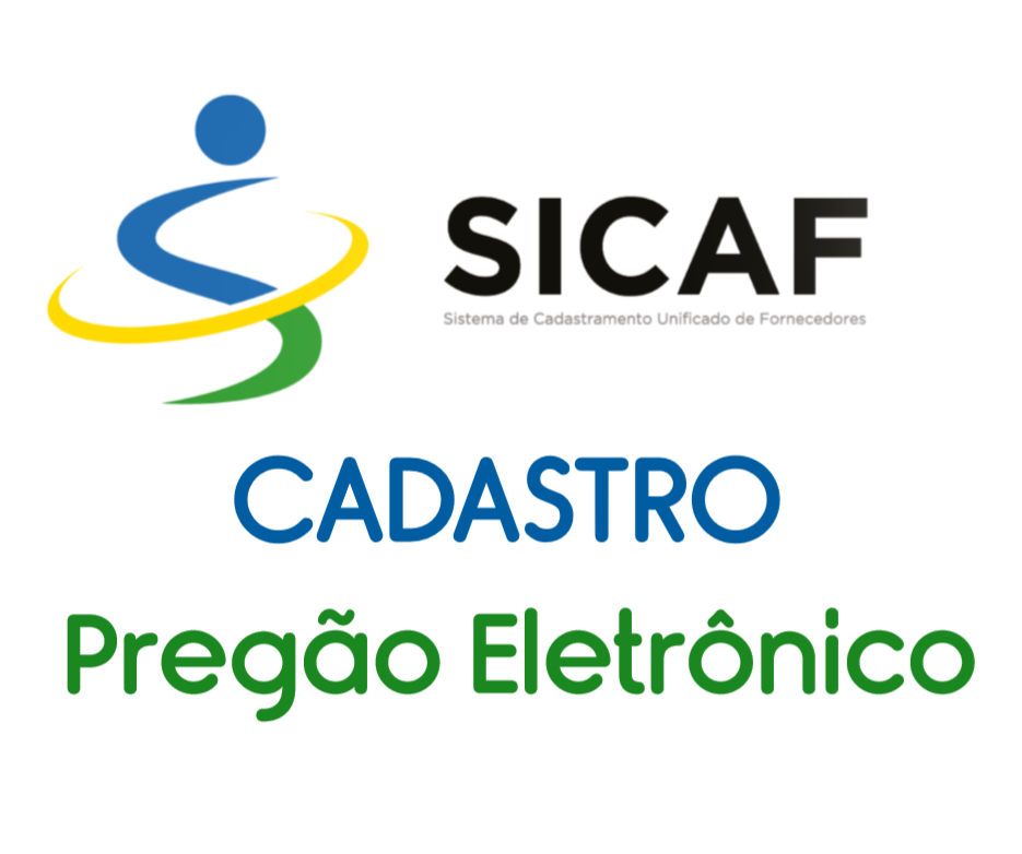 Cadastro do Fornecedor - SICAF